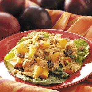 Contest-Winning Curried Chicken Salad