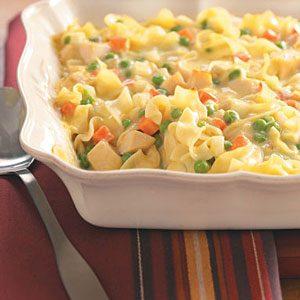 Favorite Creamy Chicken Casserole