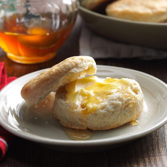 Feather-Light Biscuits