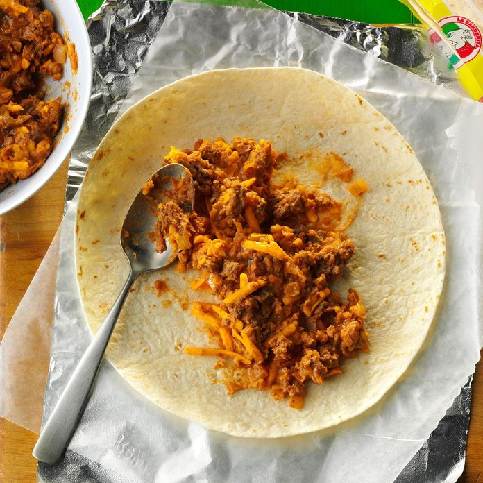 Inspired By: Combo Burrito