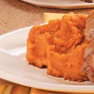 Ginger Sweet Potato