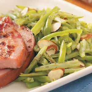 Green Beans with Savory