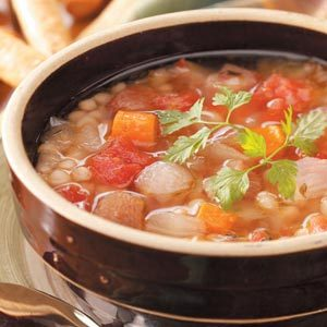 Sportsman's Bean Soup