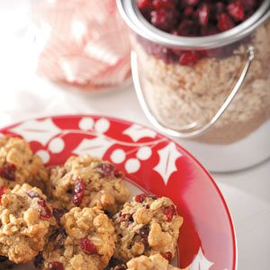 Oatmeal Cranberry Cookie Mix