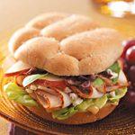 Bistro Turkey Sandwiches