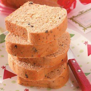 Tomato & Olive Bread