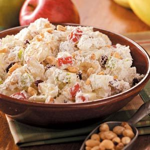 Fruit & Nut Salad
