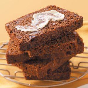 Authentic Boston Brown Bread