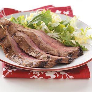 Savory Marinated Flank Steak