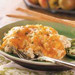 Chili-Cheese Rice Bake