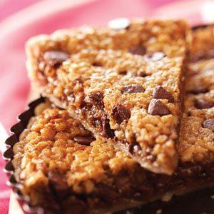 Chocolate Chip Walnut Tart