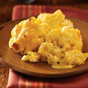 Macaroni & Cheese Bake