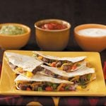Southwest Steak Quesadillas