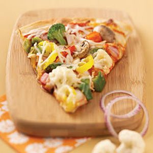 Garden Pizza Supreme