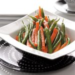 Dilled Carrots & Green Beans
