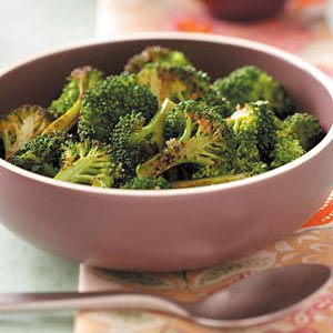 Cajun Spiced Broccoli
