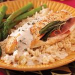 Saltimbocca with Chicken