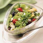 Mediterranean Green Salad