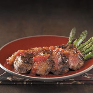 Grilled Red Chili Steak