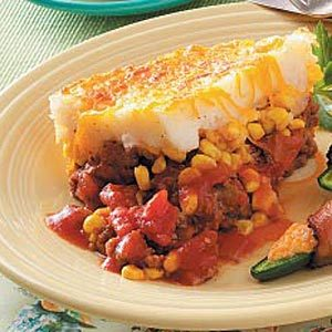 Southwest Shepherd's Pie