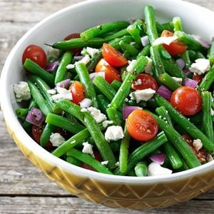 Balsamic Green Bean Salad