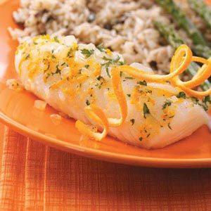Citrus Fish