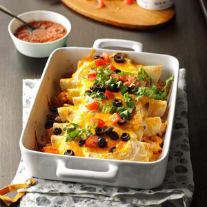 Mexican Turkey Roll-Ups