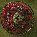 Cranberry Chili Salsa