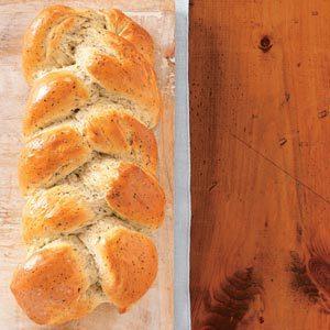 Garlic-Herb Braid