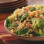 Lemon Crumb-Topped Broccoli