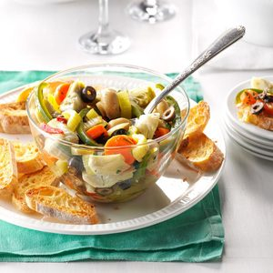 Antipasto Marinated Vegetables