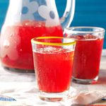 Sweet Raspberry Tea
