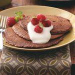 Cocoa Pancakes