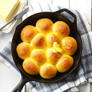 Butternut Squash Rolls