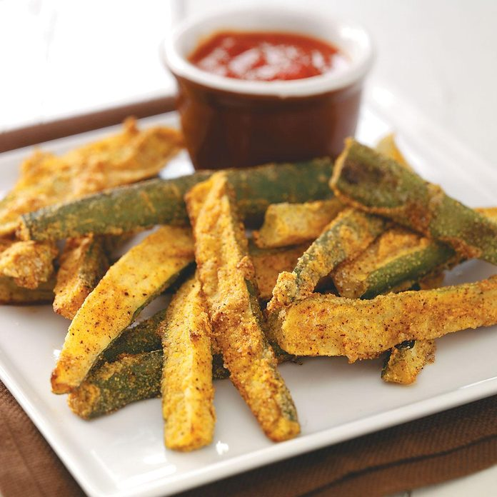 Inspired by: Cheesecake Factory Fried Zucchini