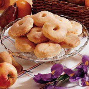 No-Fry Doughnuts