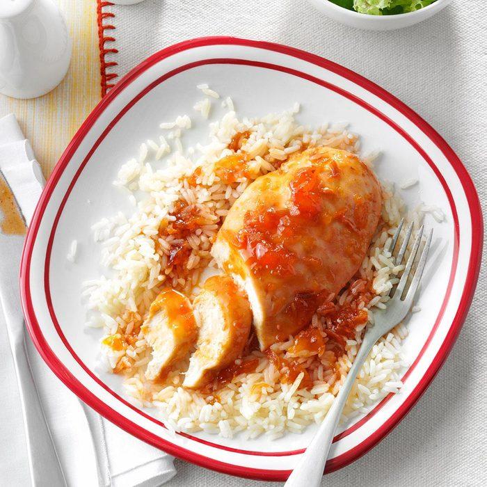 Thursday: No-Fuss Chicken