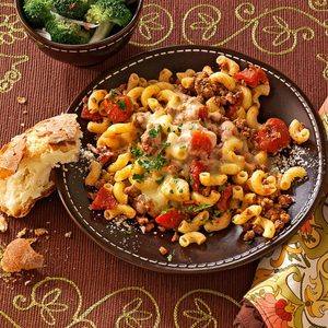 Stovetop Italian Macaroni