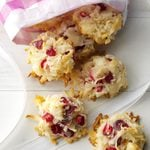 Coconut Cranberry Yummies