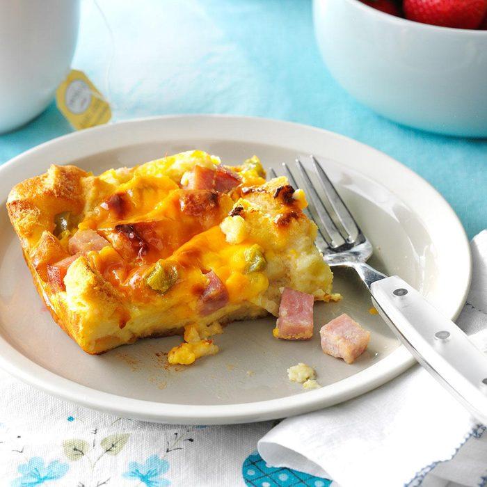 Ham 'n' Egg Casserole