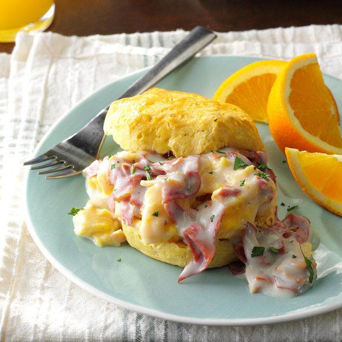 Eggsquisite Breakfast Casserole