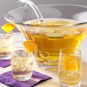 Sparkling Celebration Punch