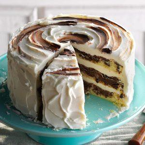 Marvelous Marble Cake
