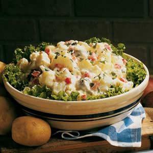 Ranch-Style Potato Salad