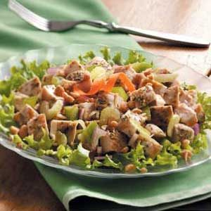 Grill-Side Turkey Salad