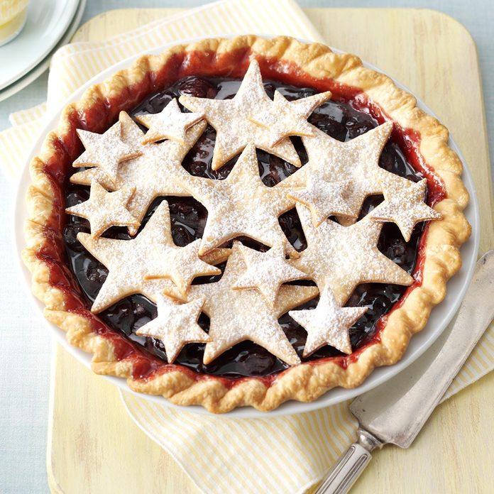 County Fair Cherry Pie
