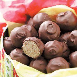 Chocolate Cream Bonbons