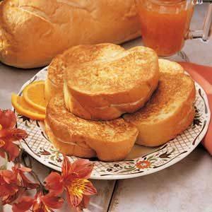 Stuffed Apricot French Toast