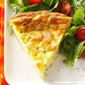 Zucchini-Parmesan Bake