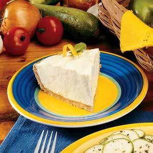 Refreshing Lemon Pie